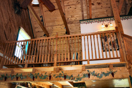 Cabin in the Orchard Bed & Breakfast Loft
