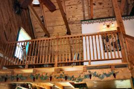 Cabin in the Orchard Bed & Breakfast Loft